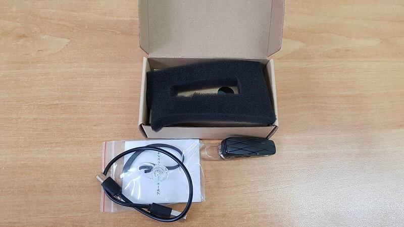 Auricolare AngLink mono cuffia, tecnologia bluetooth 4.1