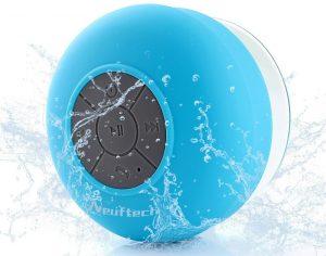 Altoparlante audio waterproof per doccia