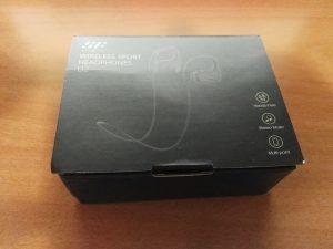 Cuffie stereo impermeabili da running wireless della marca Siroflo