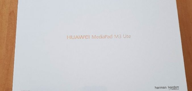 Test, recensione del tablet Android Huawei mediapad M3 Lite 10