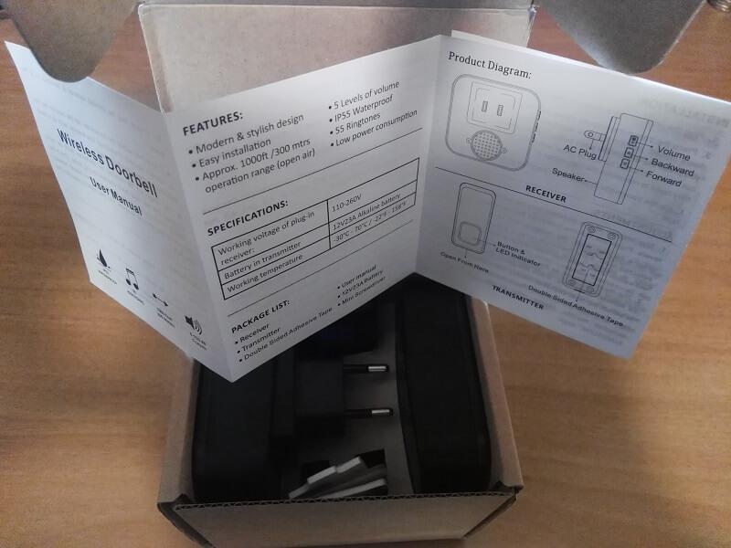 manuale-campanello-senza-fili-winn-tech