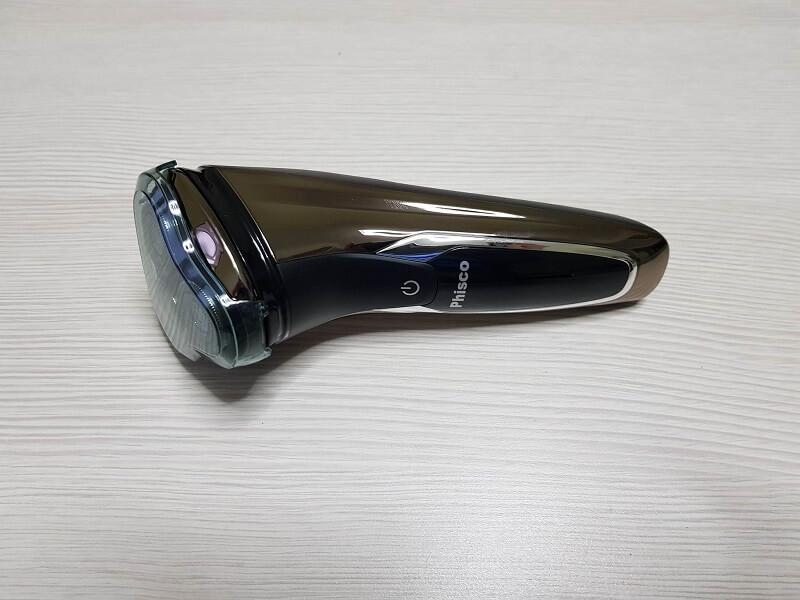 Rasoio elettrico impermeabile con testina fluttuante della marca Phisco