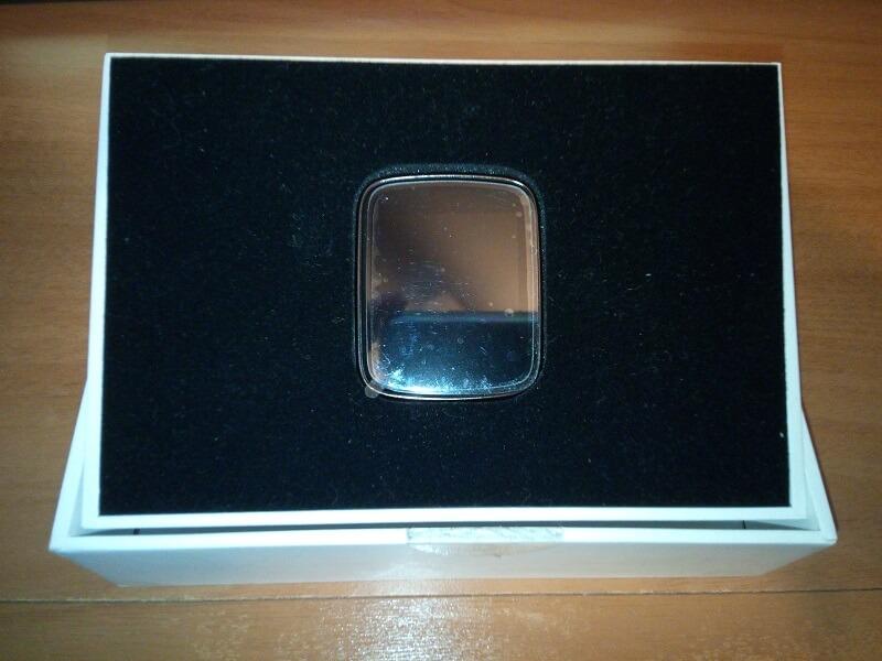 Confezione di design dello smartwatch Yamay