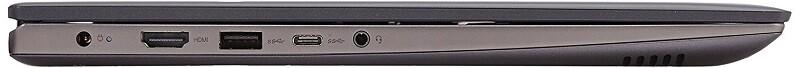Entrate ed uscite del PC portatile Lenovo Yoga 520 14-ikb