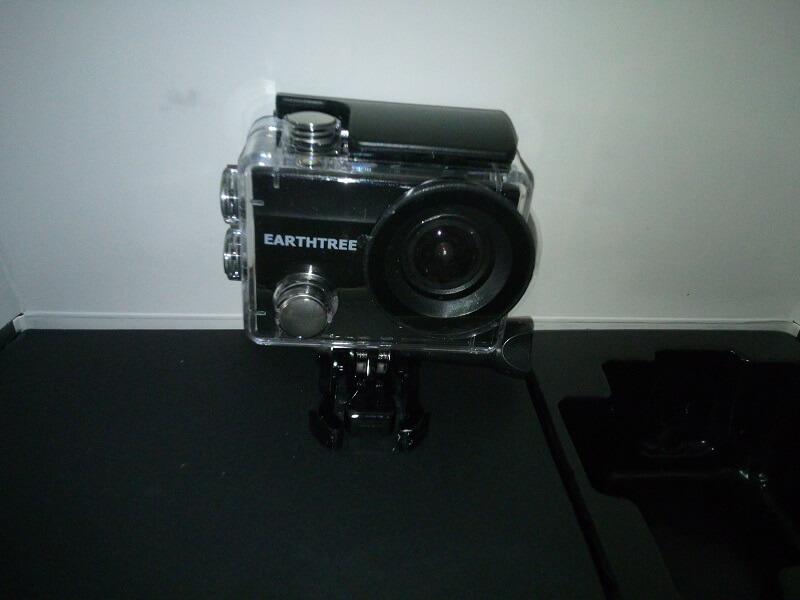 Videocamera simile a GoPro, economica di Earthtree, modello AC50