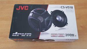 Casse audio per auto JVC-CS-V518 da 200 watt