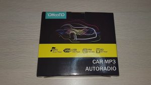 Autoradio YOHOOLYO, bluetooth