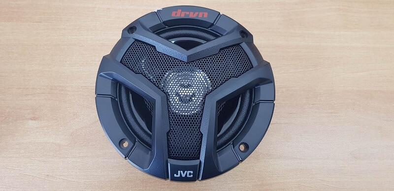 Cassa audio per auto JVC-CS-V518, la foto frontale