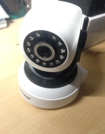 Telecamera di sorveglianza wireless 720p Sricam