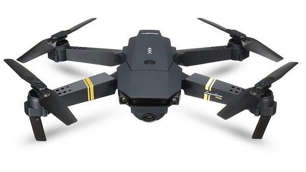 Eachine E58, drone pieghevole e con videocamera HD da 720p