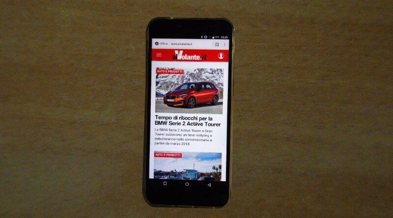 Cubot X18, smartphone Android economico con 3 Gb di ram e 32 Gb di rom