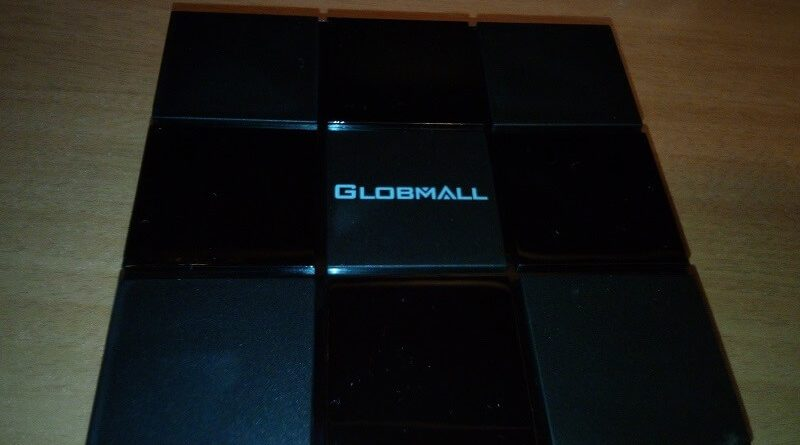 Globmall X3, Android TV box con 2 gb di ram