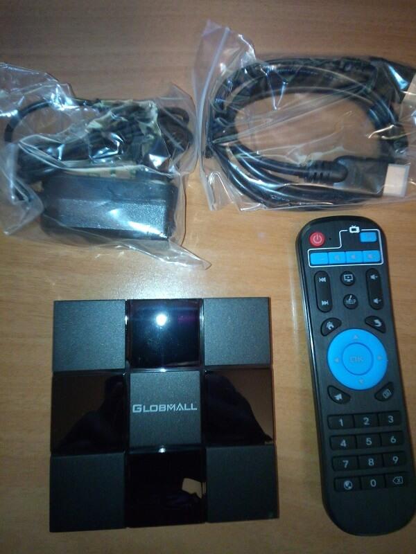 Globmall X3, TV box Android con 2 Gb di ram e 8 gb di memoria interna (rom)