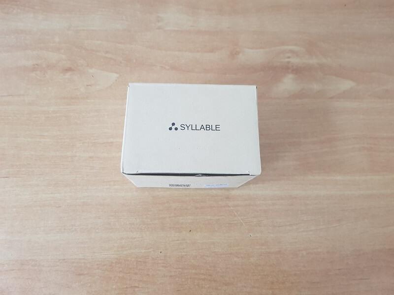 Confezione delle cuffiette senza fili Syllable D900p