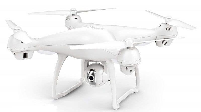 Drone Potensic T35 con funziona ritorna a casa