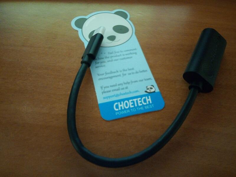 Adattatore Choetech, da micro USB Type C ad HDMI che supporta il 4K