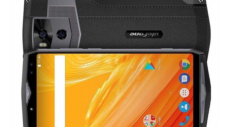 Prosperail Ulefone Power 5, uno smartphone da cantiere con 10.000 mah di batteria
