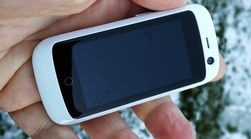 Unihertz Jelly PRO, smartphone più piccolo al mondo – AiTeq