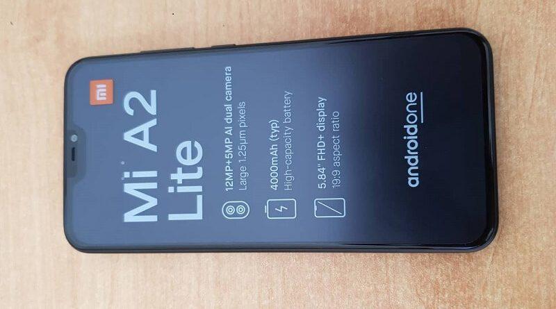 Xiaomi Mi A2 lite, smarthpone Android dual sim