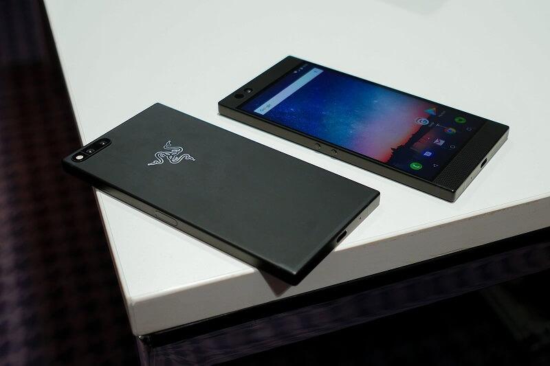 Razer smartphone da gaming con audio Dolby Atmos e 8 Gb di ram