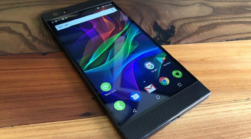 Razer, smartphone Android con schermo da 120 hz