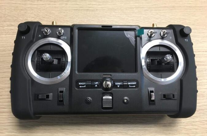 Telecomando High Edition del drone professionale Husban H501S X4 Pro