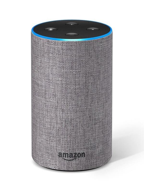 Amazon Echo di seconda generazione grigio