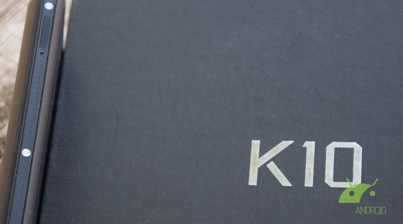 Confezione di Oukitel K10 - Foto di tuttoAndroid