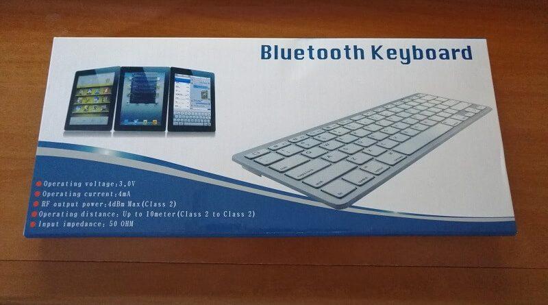 Tastiera bluetooth Sengbirhc