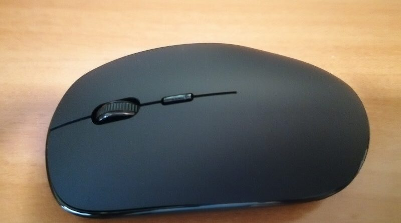 Mouse ottico wireless Nulaxy