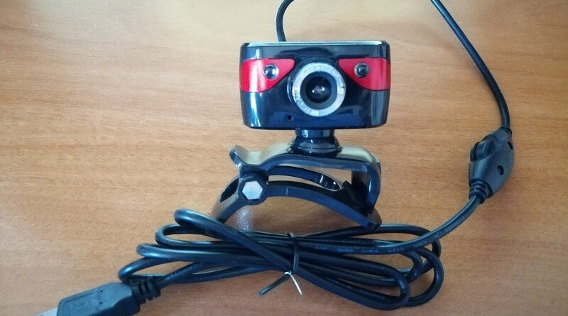 Webcam HD Kkmoon con ingresso USB