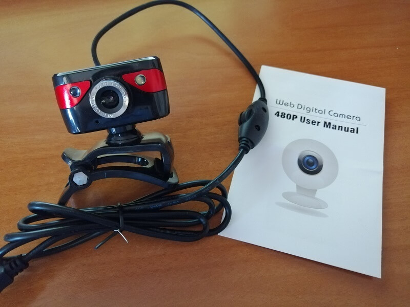Webcam USB per PC Kkmoon