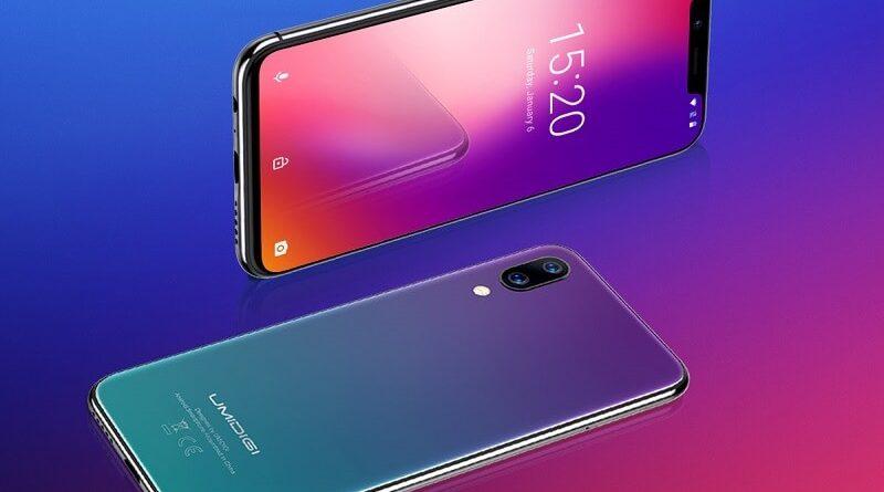Smartphone Android 8 Umidigi One