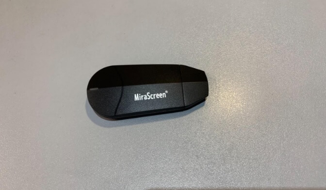 TV dongle Weeygo Mirascreen