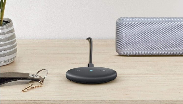 Amazon Echo Input per aggiungere Alexa ad un altoparlante
