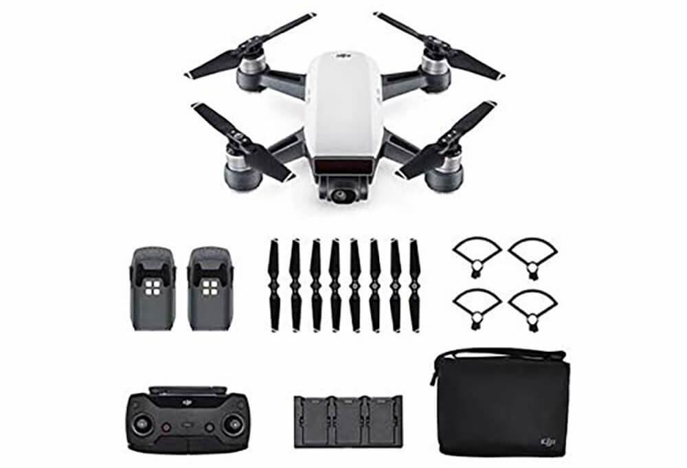 Accessori drone DJI Spark Fly Combo