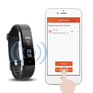 VeryFitPro, app per collegare lo smartwatch