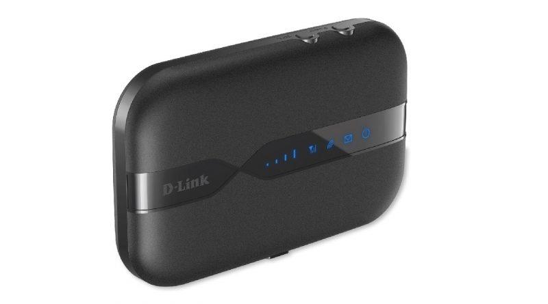 Saponetta Wi-Fi 4G D-Link