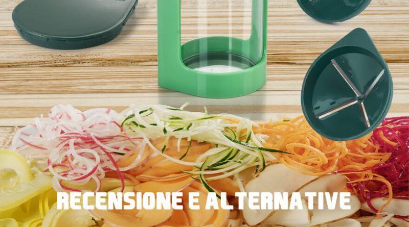 Super Giulietti, affetta verdure - Recensione e alternative
