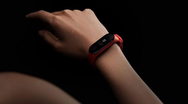 Xiaomi Mi Band 3 rosso