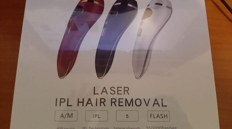 Epilatore laser IPL-D19