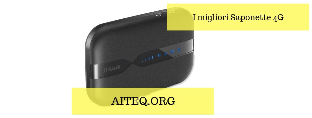 Migliori saponette 4G Wi-Fi