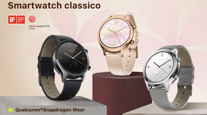 Smartwatch Ticwatch Classic C2