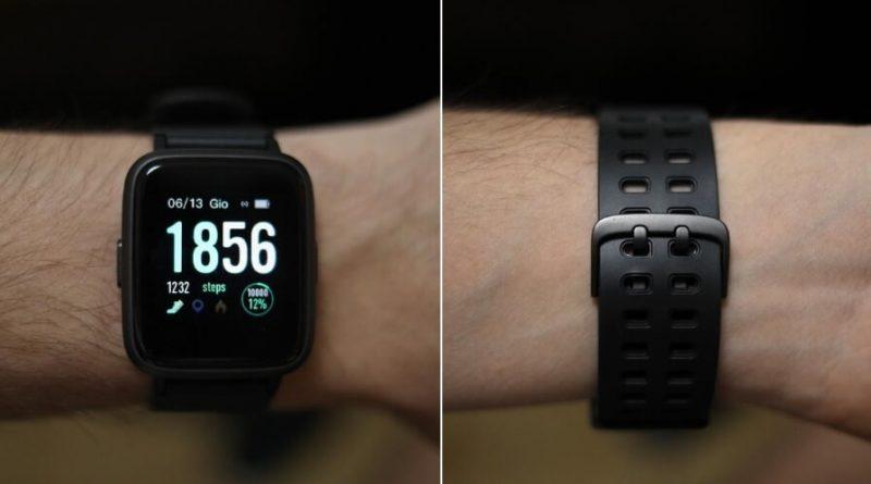 Smartwatch Arbily con fitness tracker