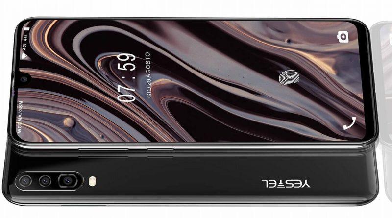 Smartphone Yestel P30