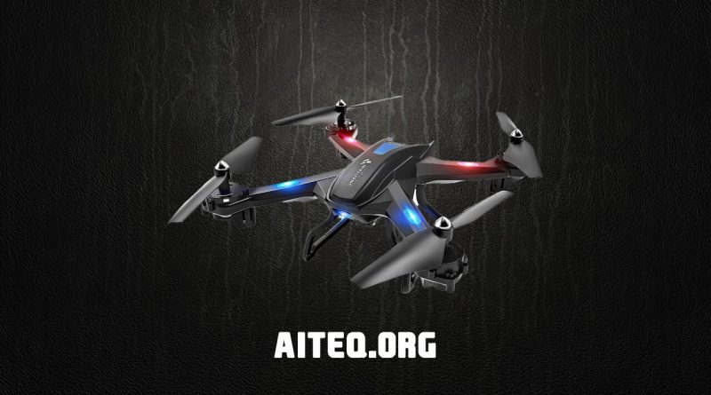 Drone Snaptain S5C con telecamera HD da 720p