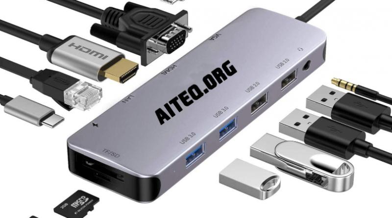Migliori HUB e adattatori USB per PC