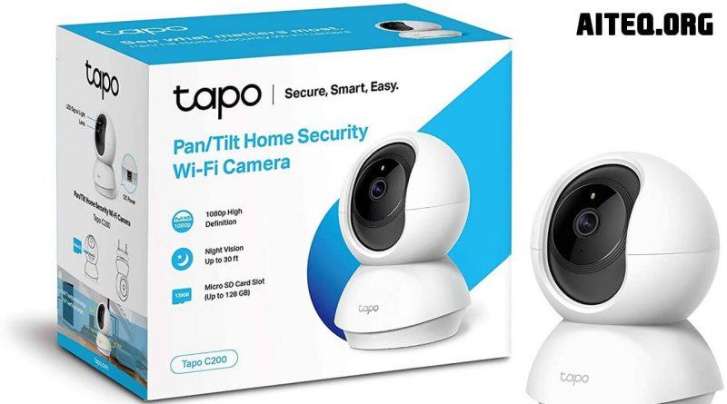 TP-Link Tapo C200, telecamera di sorveglianza economica